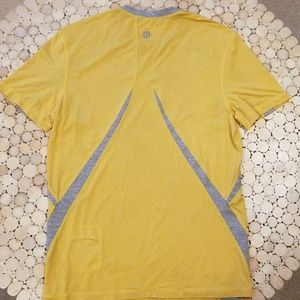 Lululemon Pocketed Short Sleeve